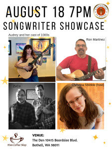 FINAL SiS Songwriter Showcase Poster Size August 18 2018 Jpg (1)